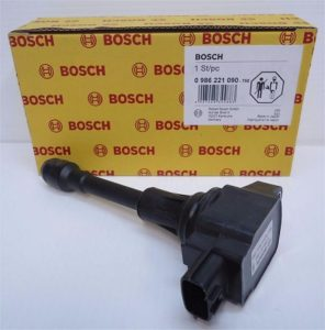Катушка зажигания Bosch 0986221090 infitity 22448-1KT0A