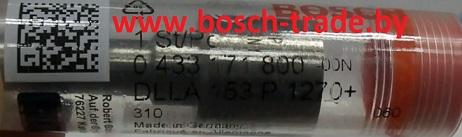 0433171800 распылитель форсунки Бош