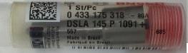 0433175318 Распылитель форсунки Bosch DSLA 145P1091