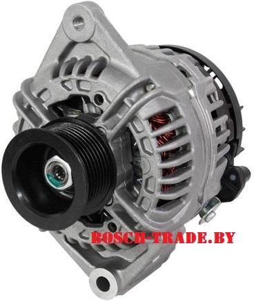 MERCEDES-BENZ 0131545002 генератор Бош 0124555011 купить