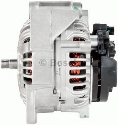 0124615030 генератор bosch 0131542602 мерседес